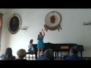 Maria De Medeiros O Que Sera Dee Dee Bridgewater Fascinating Rhythm cover by Maria Bobrova