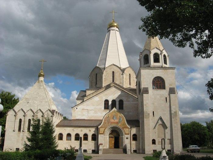 Церковь Пресвятой Троицы, Балаково