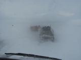 штормовое предупреждение по зимней автодороге Новый порт-Поюта-Лабытнанги