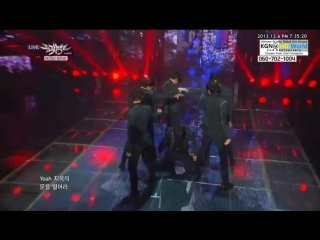 131206 - 빅스(VIXX) - Voodoo Doll @ Music Bank