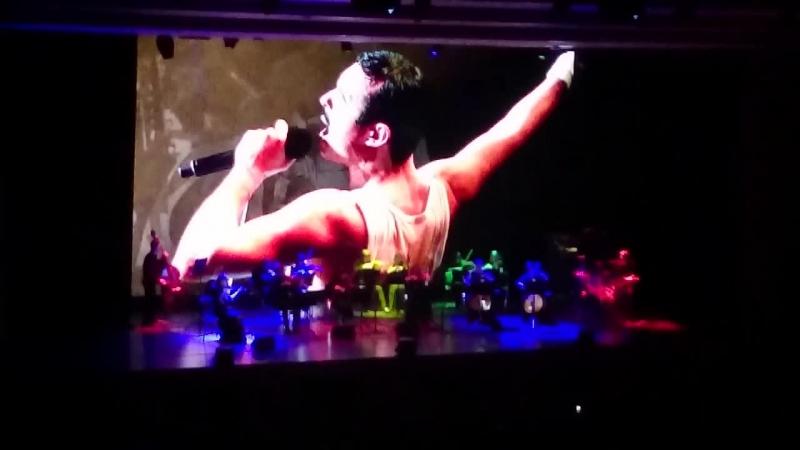 Фрагмент концерта группы Renesance, Красноярск, 23.03.2015