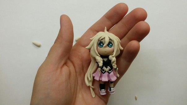 Как сделать аниме куклу своими руками фото 264