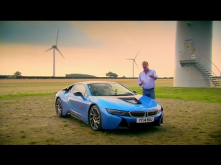 Top Gear 22 сезон, 4 серия - BMW i8 vs BMW M3 2015
