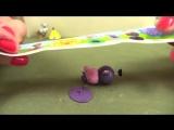 Kinder Surprise, Chupa Chups свинка Пеппа, Angry Birds шоколадные яица с сюрпизом-игрушкой.