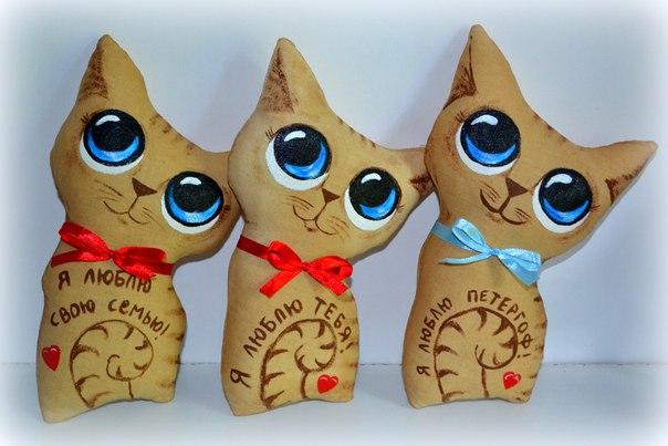 Кофейные котики своими руками фото 255