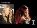 Интервью и съемка фотосессии Фёрги для рекламной кампании Viva Glam MAC