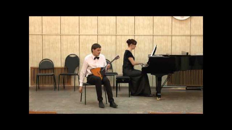 А Марчаковский Концерт №2