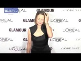 Jodie Foster stuns at Glamour Women Of The Year Awards