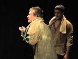 На учебной сцене Ярославского театрального института показали «Маленькие трагедии»