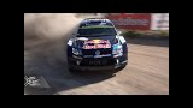 WRC Rally de Portugal 2015 | Action Max Attack