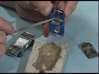 How to restore Diecast Cars