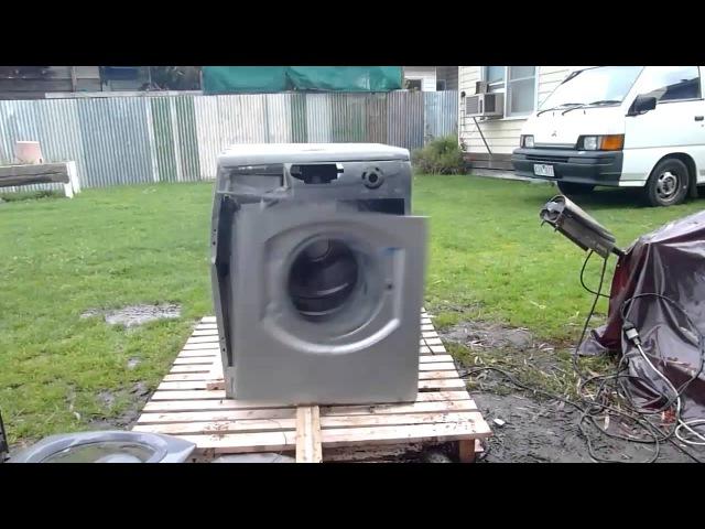 Autechre The Washing Mashine