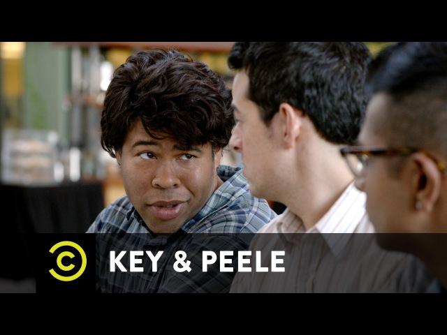 Key Peele - Awkward Conversation
