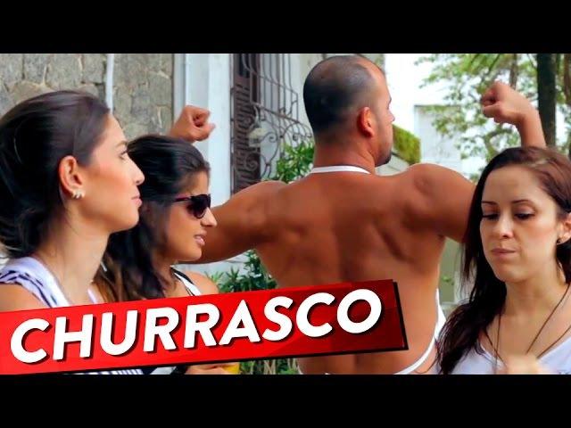 COISAS QUE ACONTECEM NO CHURRASCO Pt. 1