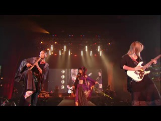 Wagakki Band / 和楽器バンド - Tengaku / 天樂 (Live at Nico Nico Cho Party III)