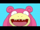Pokemon Omega Ruby and Alpha Sapphire - Slowpoke Music Video