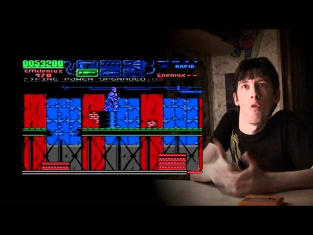 Dendy Memories 3: Robocop 3
