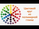 Как смешивать цвета Вся палитра из 3 цветов