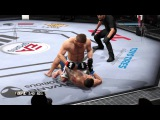 EA UFC online Khabib Nurmagomedov vs Anthony Pettis 01