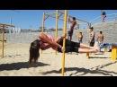 Cata Galvez - Calistenia - Street Workout 2k15 - CHILE