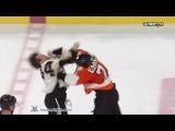 Bobby Farnham vs Pierre-Edouard Bellemare Jan 20, 2015