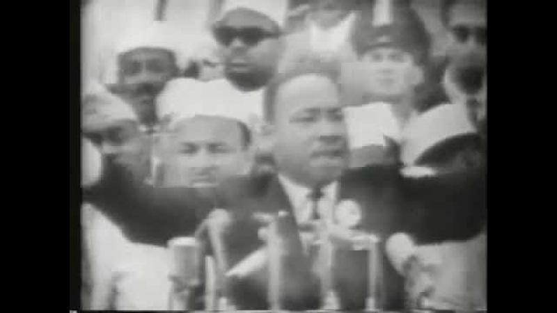 Знаменитая речь Мартина Лютера Кинга - I have a dream