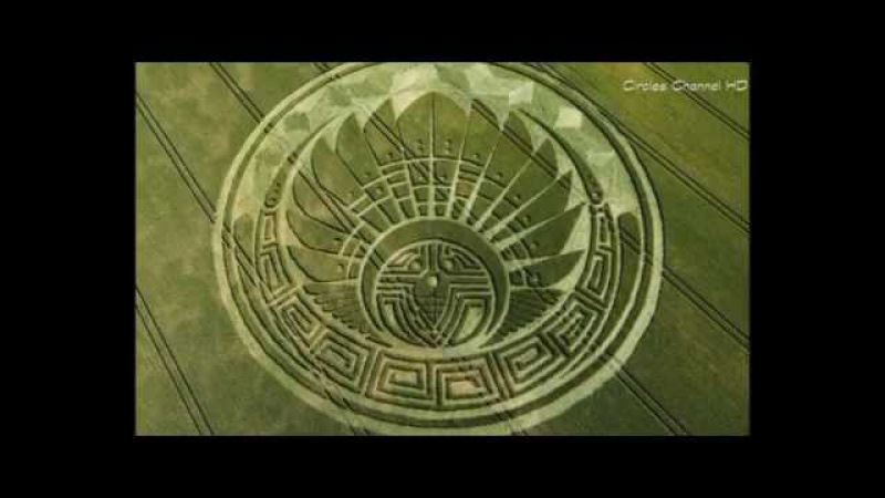 Best Crop Circles Ever - Episode 7 - Silbury Hill, Wiltshire, UK - 5th July 2009