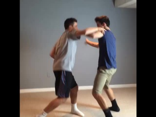 When you're fighting with your sibling and your parent walks in... W/ Ethan Dolan