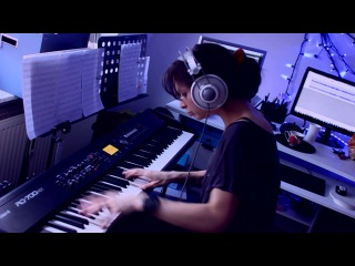 System Of A Down - B.Y.O.B. - piano cover