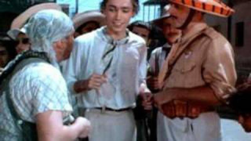 Песня о рыбаке (из к\ф Человек-амфибия 1961г) фотоклип