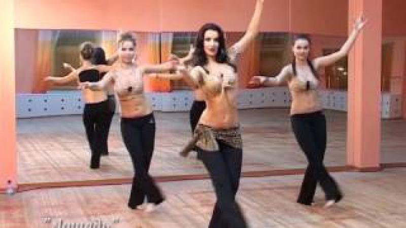 Www.samira-dance.ru - Основная база. 2 уровень (Samira's school. Fundamential base. Level 2)