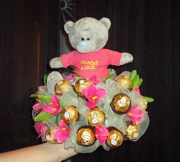 Подарки к 8 марта для девочек