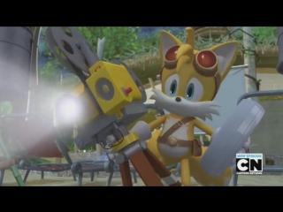Sonic Boom - 20 серия