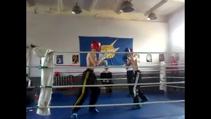Ice vs Kyrt, соревнования в Щацке