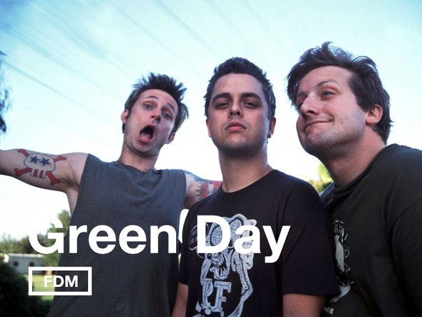 Green Day  Wikipedia wolna encyklopedia