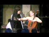 Alisa Weilerstein &amp Lera Auerbach _ AUERBACH Sonata for Violoncello and Piano _
