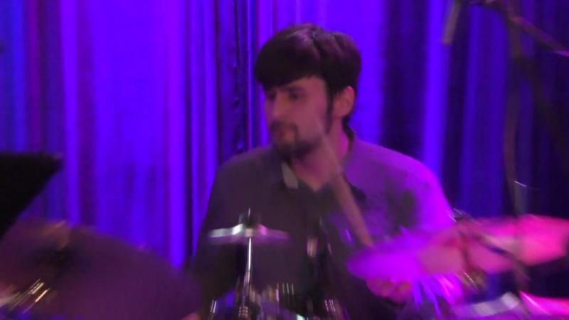 Drum solo с композиции Дарьи Шорр Solitude