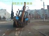 Лови щелбан! Самая неожиданная опасность на дороге - автоновости - Авто Mail.Ru