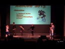Mini-action - Cosband CLAYu – Gintama [1 ДЕНЬ AniCon Festival 2015 (03.07.2015)]