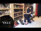 Head Over Heels: Inside Tamara Mellon's Closet - Vogue Diaries