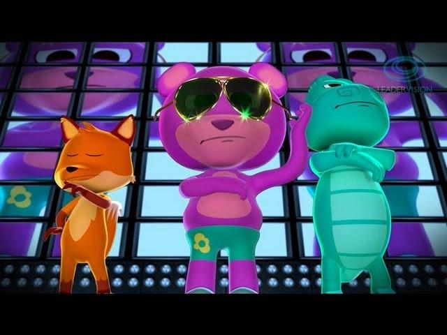 Yo Soy tu Osito Gominola Las Canciones del Zoo El Reino Infantil