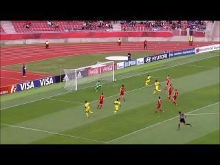 прогноз матча по футболу Мали U17 - Бельгия U17
