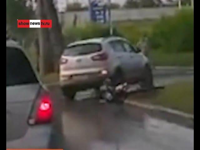 Велобрат, ты сам себе веловраг (видеорегистратор)
