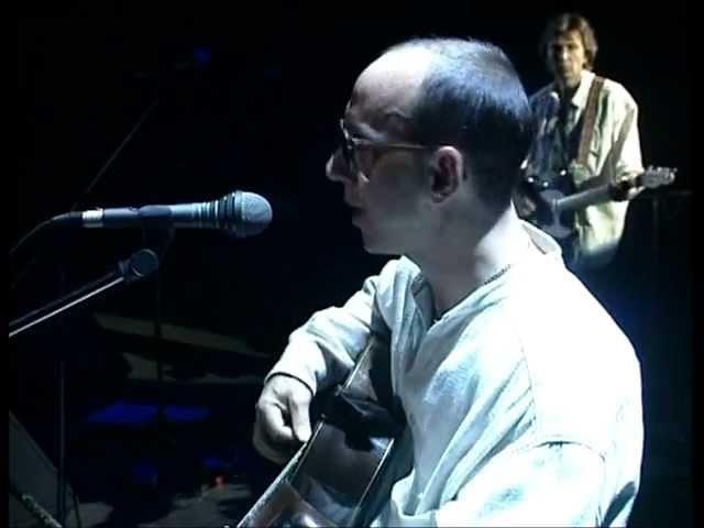 Воскресение Андрей Сапунов Пятна live 1994