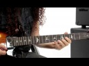 Guitar Lesson Marty Friedman Semitone bends