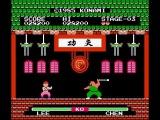 NES Longplay 415 Yie-Ar Kung Fu