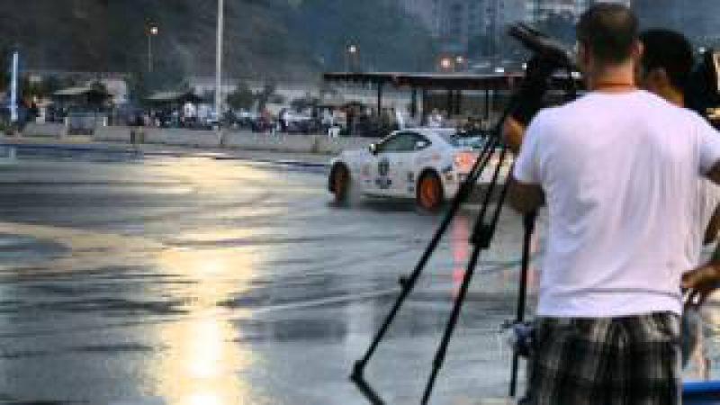 Harald Müller Guinness Rekorlar Kitabı Dünya Drift Rekoru Denemesi - Toyota GT86 (Samsun)