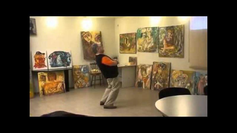 Синхрогимнастика, Метод КЛЮЧ Хасая Алиева - 5 минут, которые изменят вашу жизнь. Хасай Алиев