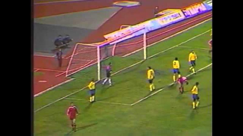 КОК 1990/1991. Динамо Киев - Дукла Прага 1-0 (24.10.1990)