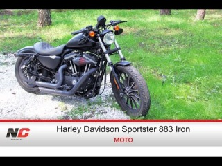 Harley Davidson Sportster 883 Iron / Nice-Car.Ru